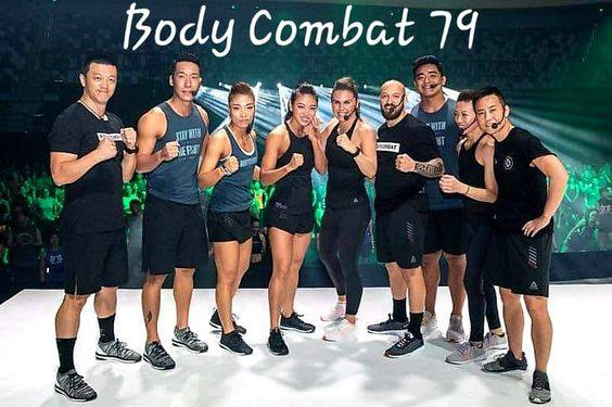 Body Combat Launch , Tuesday, April 2, 2019 at 5:45pm - Stronghold